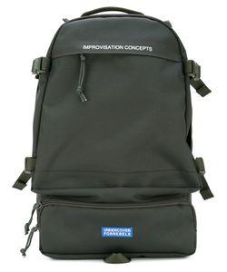 Undercover | Zip Backpack
