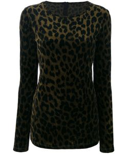 Odeeh | Leopard Sweater Women 38