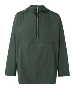 Oliver Spencer | Half Zip Cagoule Jacket Size Xl