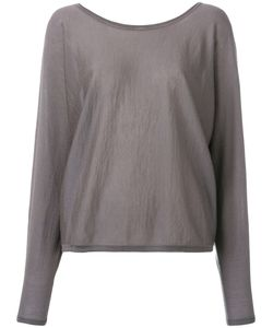 N.Peal | Super Fine Batwing Jumper Women