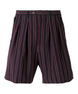 Wooyoungmi | Striped Shorts 48