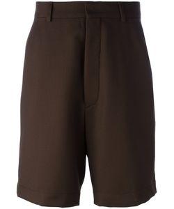 AMI Alexandre Mattiussi   Large Bermuda Shorts Virgin