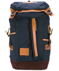 Master Piece | Contrast Detail Backpack