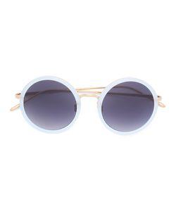 Linda Farrow | Round Frame Sunglasses