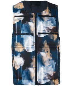 Letasca | Camo Sleeveless Jacket M