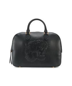 Gucci   Tiger Embossed Holdall