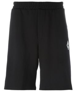 Marcelo Burlon County Of Milan | Numbers Print Sweat Shorts