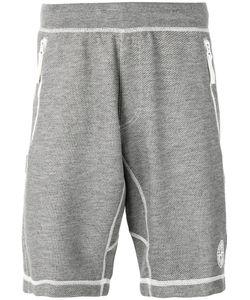 Stone Island | Zipped Pockets Sweatshorts Size Large