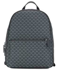 Emporio Armani | Logo Embossed Backpack