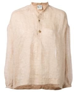 Forte Forte | Front Placket Blouse Size I