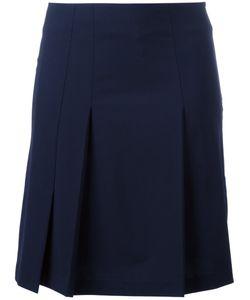 Cacharel | Pleated Detail Skirt 38