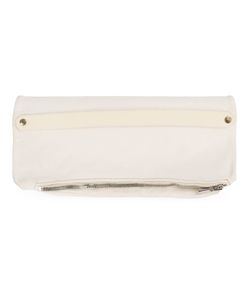 Guidi | Front Strap Clutch Bag
