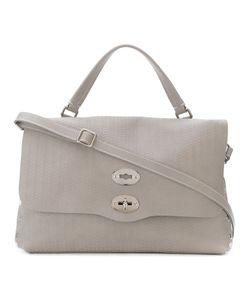 Zanellato | Textured Postina Crossbody Bag Women