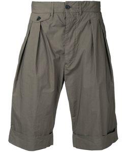 Wooster + Lardini | Pleated Shorts