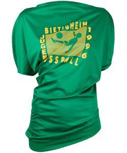 Junya Watanabe Comme Des Garçons   Draped Printed T-Shirt Size Medium