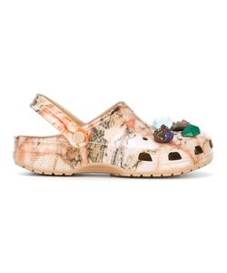 Christopher Kane | Embellished Crocs Clogs Size 36 Polyethylene-Vinyl