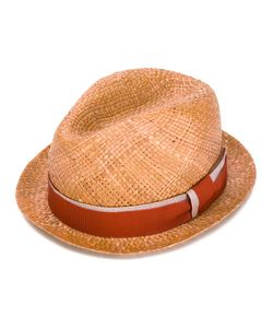 Paul Smith | Ribbon Band Fedora Hat