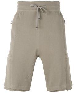 Helmut Lang | Drawstring Pocket Shorts