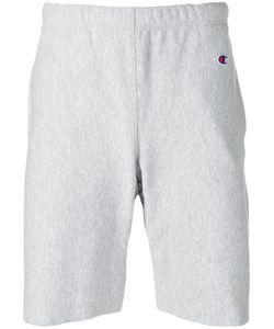 Champion | Embroidered Logo Track Shorts Size Medium