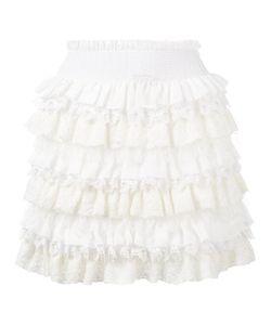 Faith Connexion   Ruffled Mini Skirt Size Medium