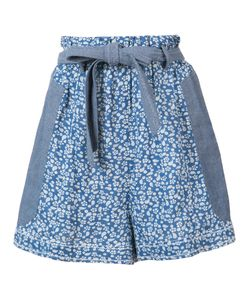Ulla Johnson | Belt Shorts 8 Cotton