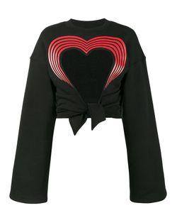 Y / Project | Cutout Heart Sweatshirt