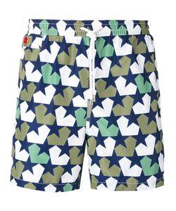 Kiton   Stars Print Swim Shorts Xxl