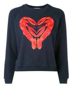 Peter Jensen | Lobster Heart Sweatshirt