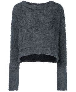 Le Ciel Bleu | Knitted Cropped Top Women
