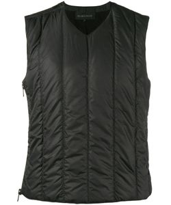Ann Demeulemeester | Quilted Tunic Waistcoat