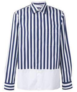 Marni | Striped Poplin Shirt Size 48
