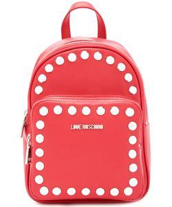 Love Moschino | Studded Mini Backpack