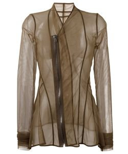 Rick Owens Lilies | Mesh Long Sleeved Jacket Size 42