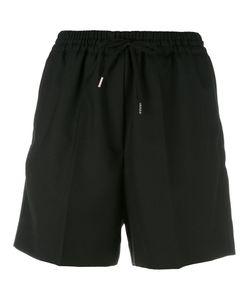 Wood Wood | Drawstring Shorts 36 Polyester/Wool/Cotton