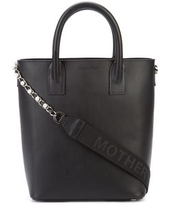 Mother Of Pearl | Extra Chain Mini Tote