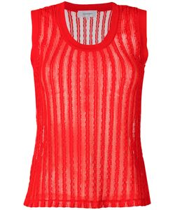 Carven | Ribbed Top Women M