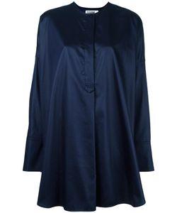 Jil Sander   Oversize Grandad Shirt 34 Cotton