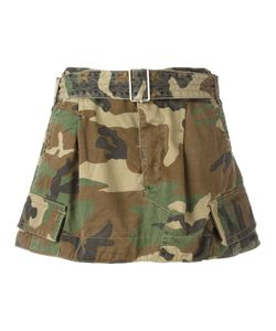 Marc Jacobs | Camouflage Belted Cargo Skirt Women