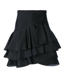 Elie Saab | Ruffled Skirt 36