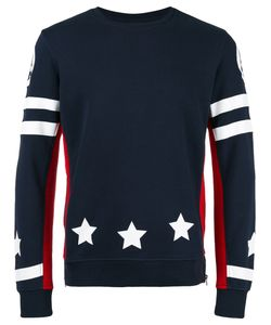 Hydrogen | Sports Back Sweatshirt L