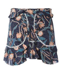 Isabel Marant | Ruffle Detail Shorts Size 38