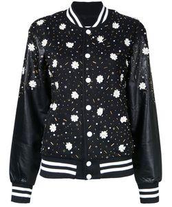 Night Market | Embellishment Bomber Jacket Small