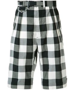 Ports | 1961 Checked Shorts 50