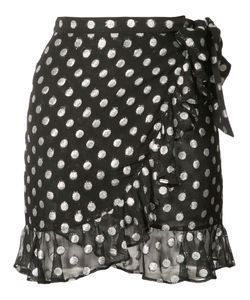 Dodo Bar Or | Polka Dot Ruffle Skirt