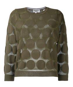 Essentiel Antwerp | Northwest Polka-Dot Knit Sweater