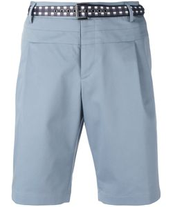 Wooyoungmi | Belted Shorts 50