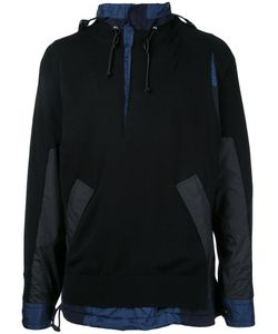 Sacai | Knitted Cagoule Sweater Size 2