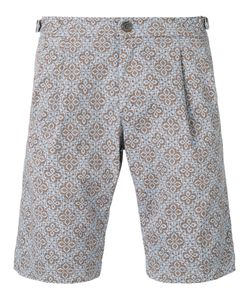 Re-Hash   Tile Print Shorts 31