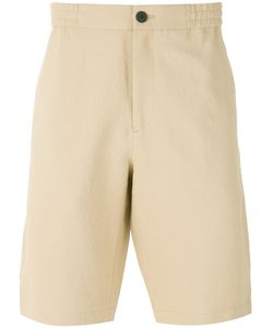 Theory | Plymouth Elastic Waist Shorts