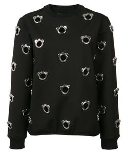 Nicopanda | Metal Head Sweatshirt Size Small